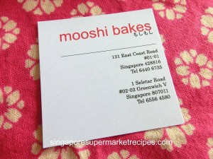 Mooshi Bakes at Greenwich V
