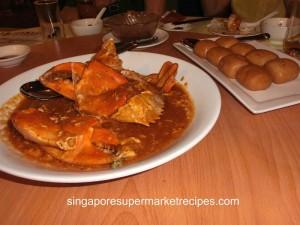 Jing Long Seafood Restaurant at Bedok