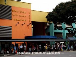 Albert Court Village Hotel Singapore - Tekka Market