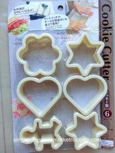 Daiso Cookie Cutter