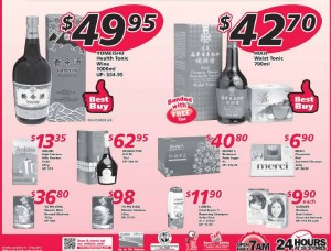 Shop n Save Mother's Day supermarket promotions