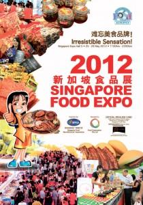 Singapore Food Expo 2012