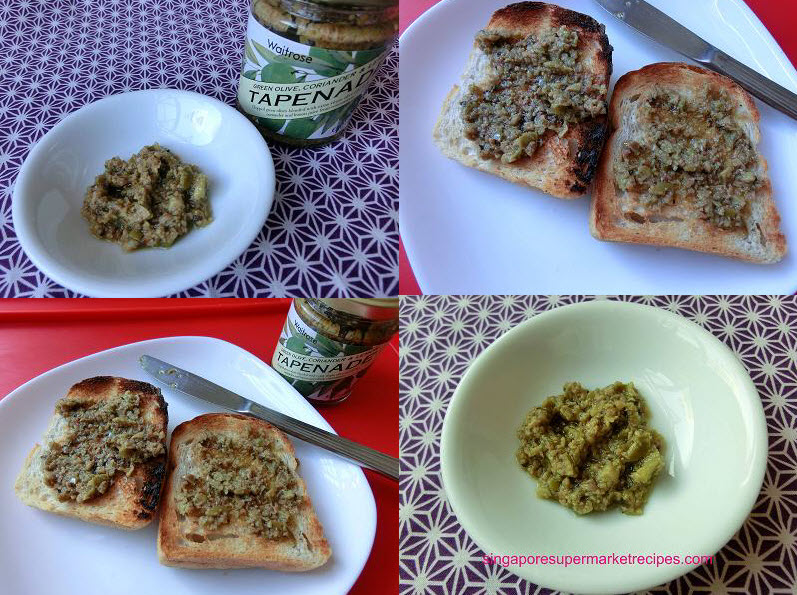 Waitrose Tapenade Olive Spread Reviews