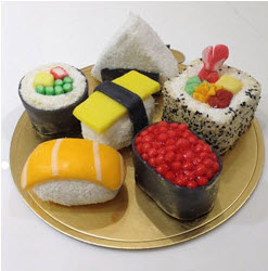 The Icing Room School Holidays Sushi Programs