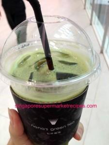 Thin Matcha Green Tea