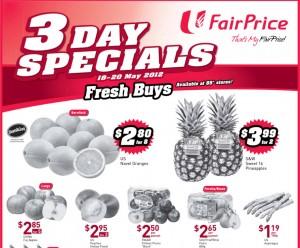 faiprice 3 days supermarket promotions