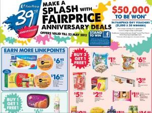 faiprice supermarket promotions anniversary sale