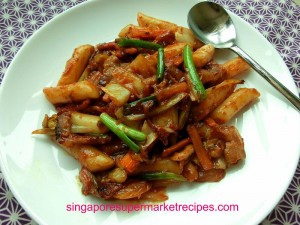 quick and simple korean toppoki recipes with happycall pan