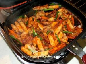 quick and simple korean toppoki recipes