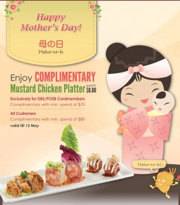 ramen play mother's day promotions