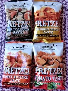 Pretzel Snack Review