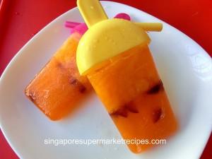 Summer Kids Popsicle Recipes