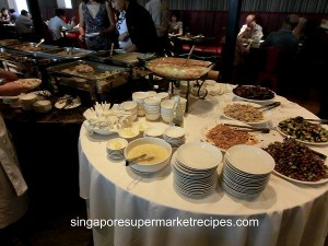 Lao Beijing at Orchard Central Ala Carte Lunch Buffet