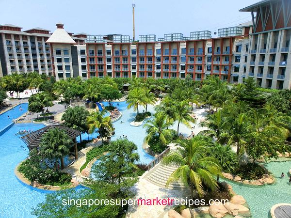 hard rock resort sentosa