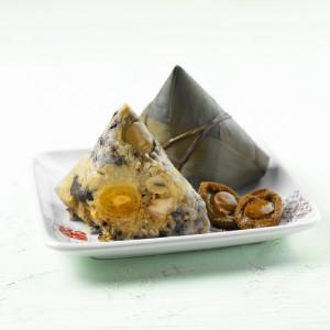 Li Bai Premium Abalone and Pumpkin Dumpling