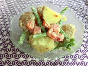 Quick & Simple Mustard Mayo Potato Salad recipes
