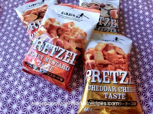 Pretz Snack Review