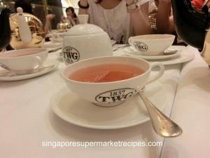 High Tea at TWG Ion Orchard