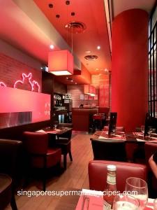 Hippopotamus Restaurant & Grill at Marina Square
