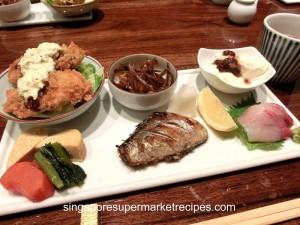 Suju Japanese Restaurant at Mandarin Gallery