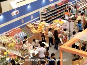 Takashimaya Food Fest 2012 Yu Yang Sang