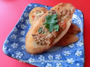 Quick & Simple Prawn Toast Recipe