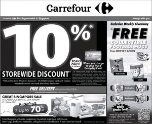 Carrefour Supermarket Promotions