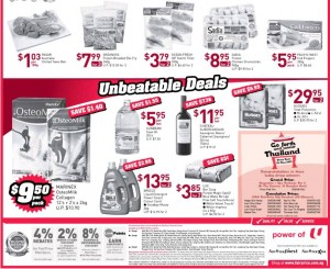 Fairprice supermarket promotions