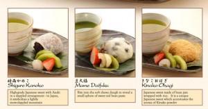 Green Pumpkin Dessert