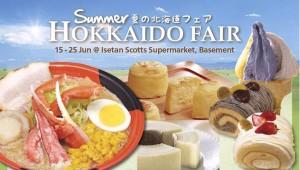 Hokkaido Fair 2012 at Isetan