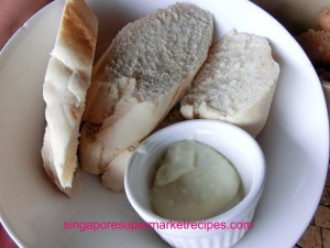 Loco Spanish Tapas - Basket of Bread