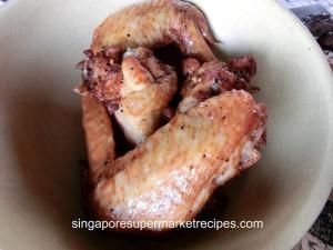 Loco Tapas - Chicken Wings