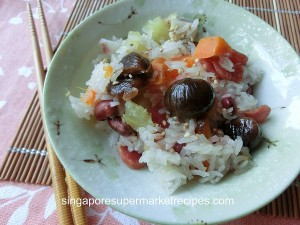 Quick & Simple Happycall Colorful glutinous rice recipes
