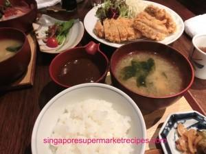 Suju Mandarin Gallery Dinner