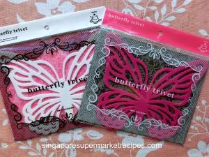 Yamajitsu Butterfly Trivet