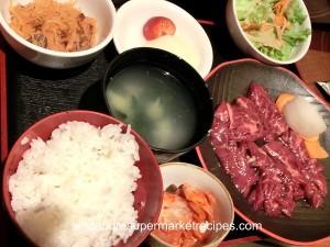 Haramiya Japanese BBQ at Central