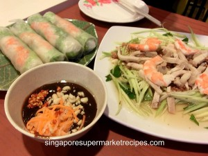 Long Phung Vietnamese Food at Joo Chiat