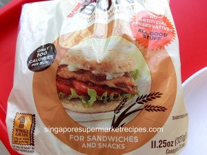 Thai Basil Pork Burger & Pesto Chicken Burger