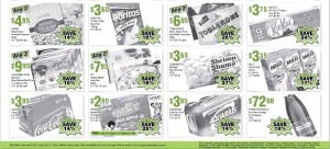 Cold Storage Games Supermarket Promotions