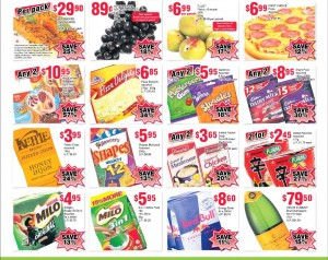 Cold storage olympics supermarket promotions