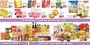 Sheng Siong taiwan fair supermarket promotions