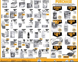giant 3 days only supermarket promotions
