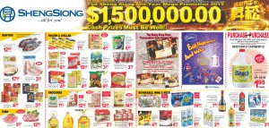 shengsiong supermarket promotions