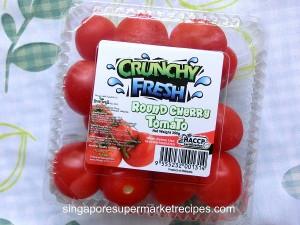 garlic shiso tomato summer salad recipes