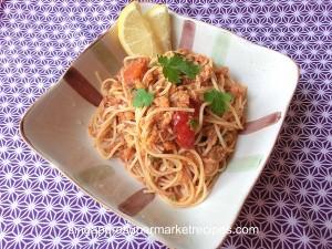 quick and simple chilli crab pasta recipes