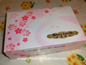 Bakery Cuisine Hokkaido Cakes