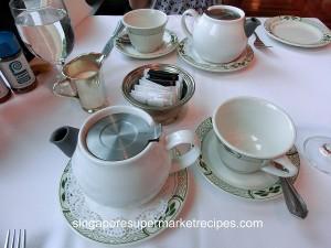 Lawry's the prime ribs Hi Tea reviews