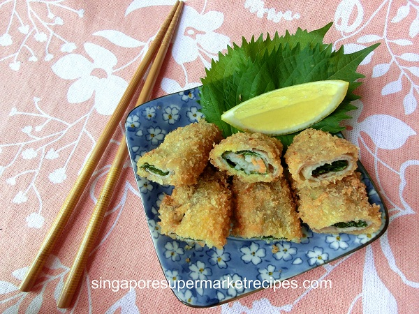 Recipe] Shiso and Garlic Shishito peppers with soy sauce and ...