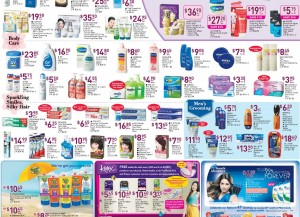 Fairprice Refreshing supermarket promotions