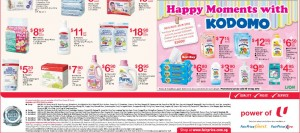 Fairprice sweet deals for babies supermarket promotions